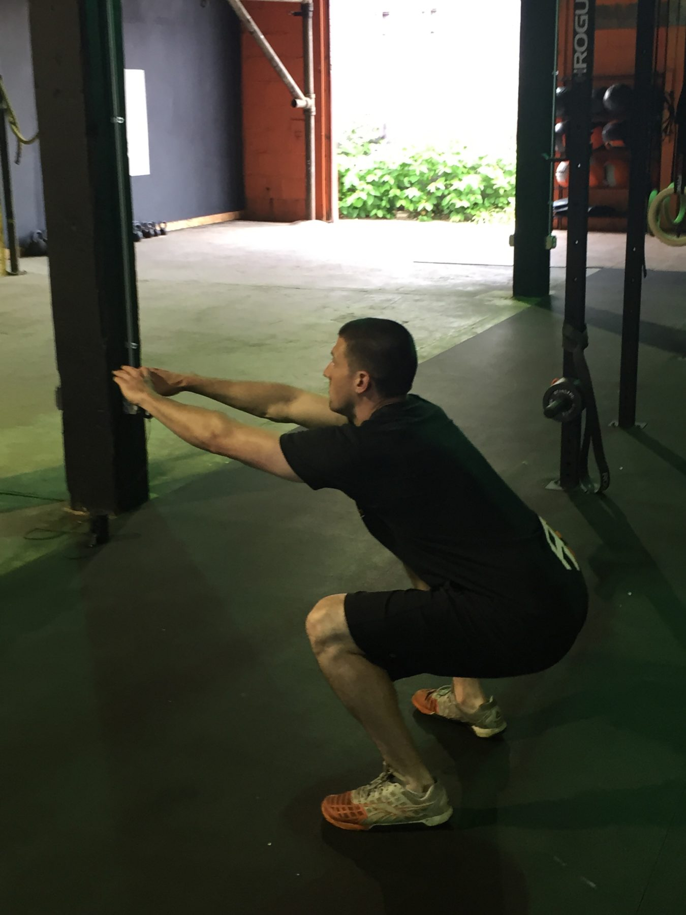 CrossFit 101: The Squat