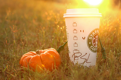 Pumpkin Spice For Everyone!