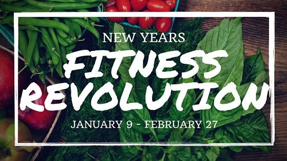 New Years Fitness Revolution