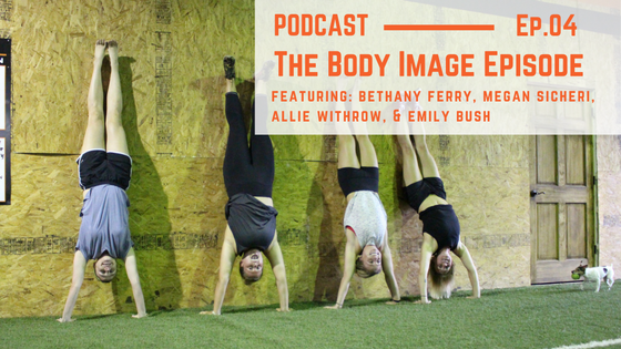 Arsenal Podcast Ep 4: The Body Image Episode