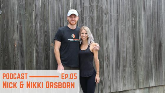Arsenal Podcast Episode 5: Nick and Nikki Orsborn