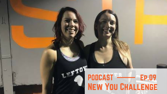 Episode 9: The New You Challenge