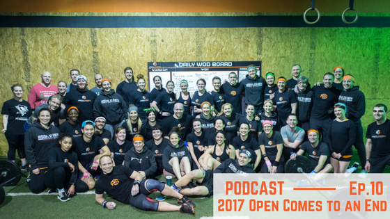 Episode 10: 2017 Open Comes to an End