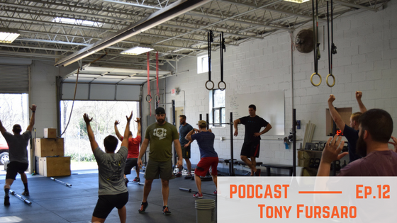Episode 12: Tony Fusaro and the CrossFit Sports Specific Application Course