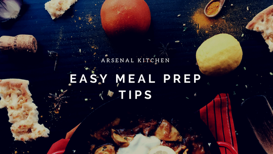 Easy Meal Prep Tips