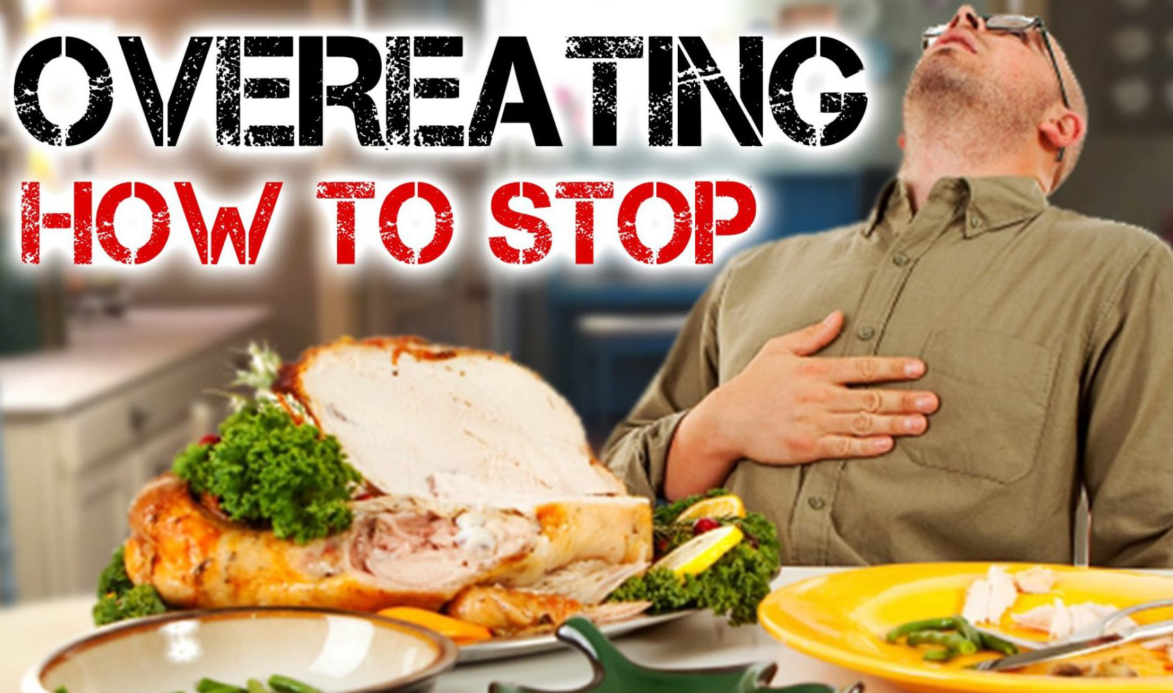 Three Steps to Overcome Overeating