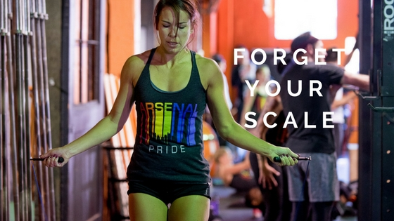 Forget About Your Scale