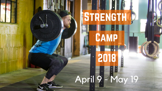 Strength Camp 2018