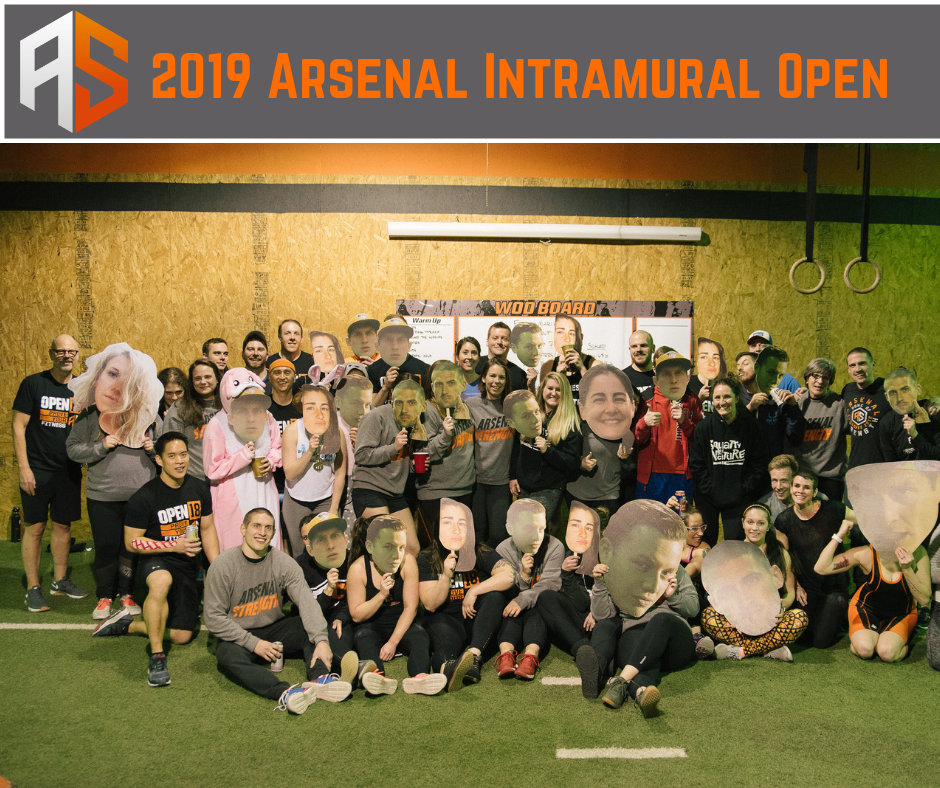 2019 Arsenal Intramural Open