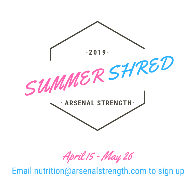 Introducing Summer Shred 2019!