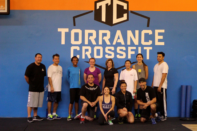 Charlottesville, Community, and CrossFit