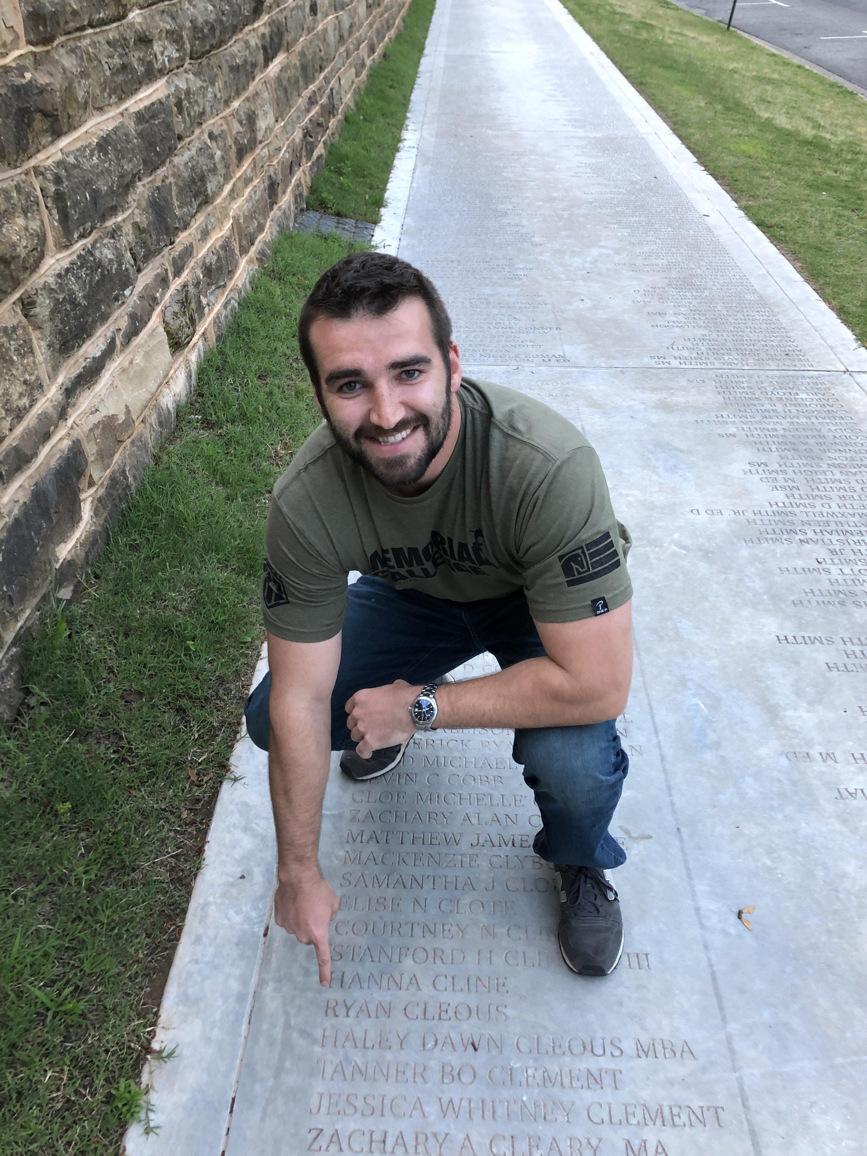 September Male Athlete Spotlight – Ryan Cleous
