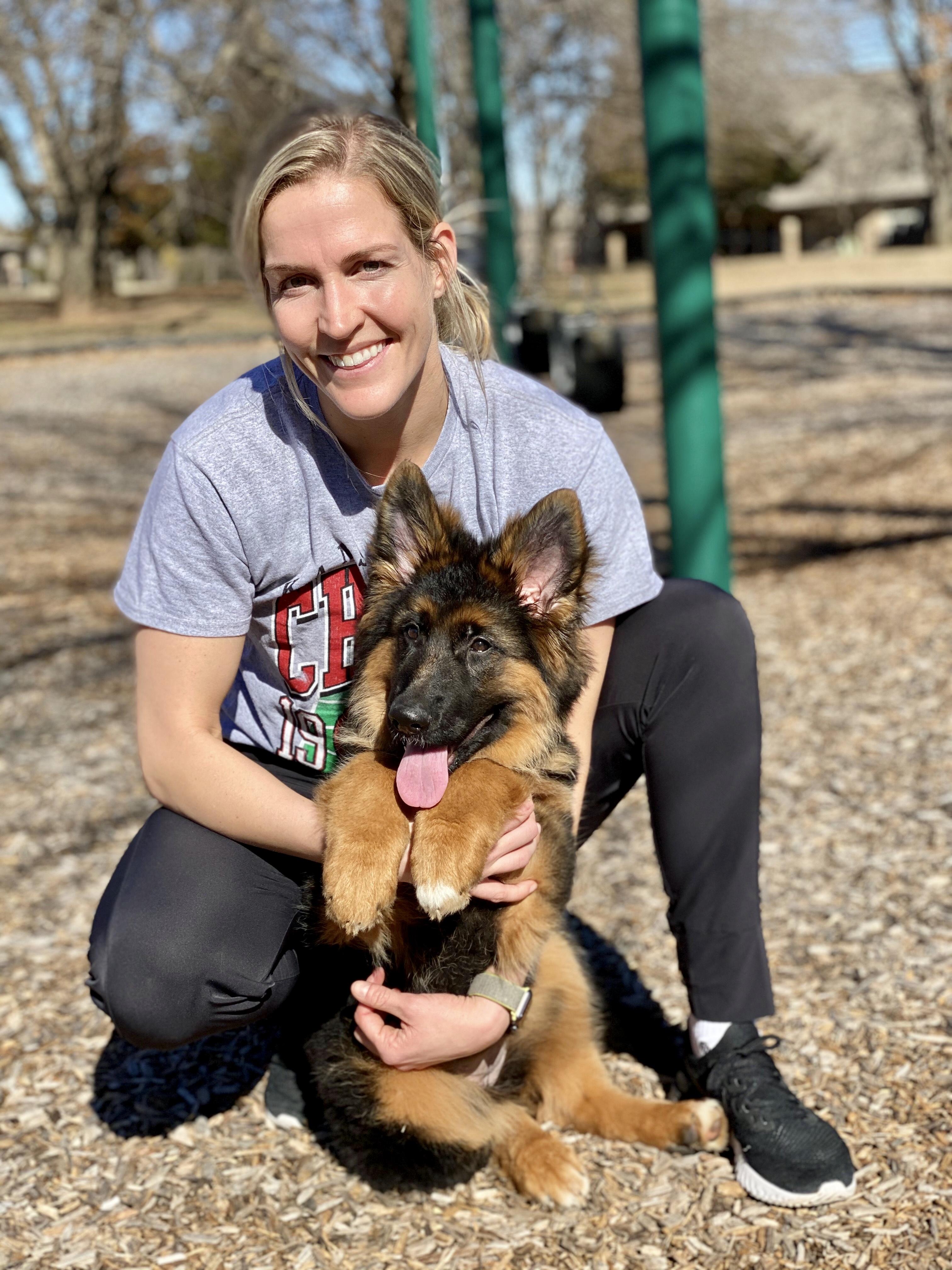 April Female Athlete Spotlight – Kaylee Hoffman
