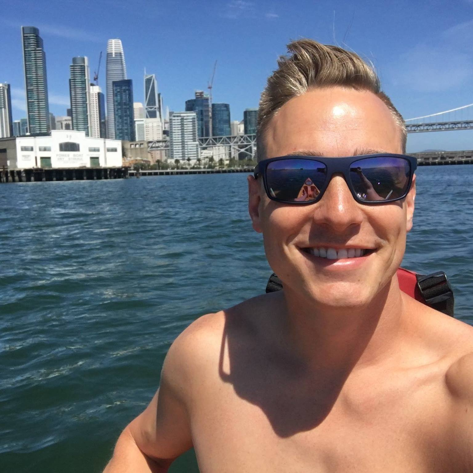 April Male Athlete Spotlight – Reed Erickson