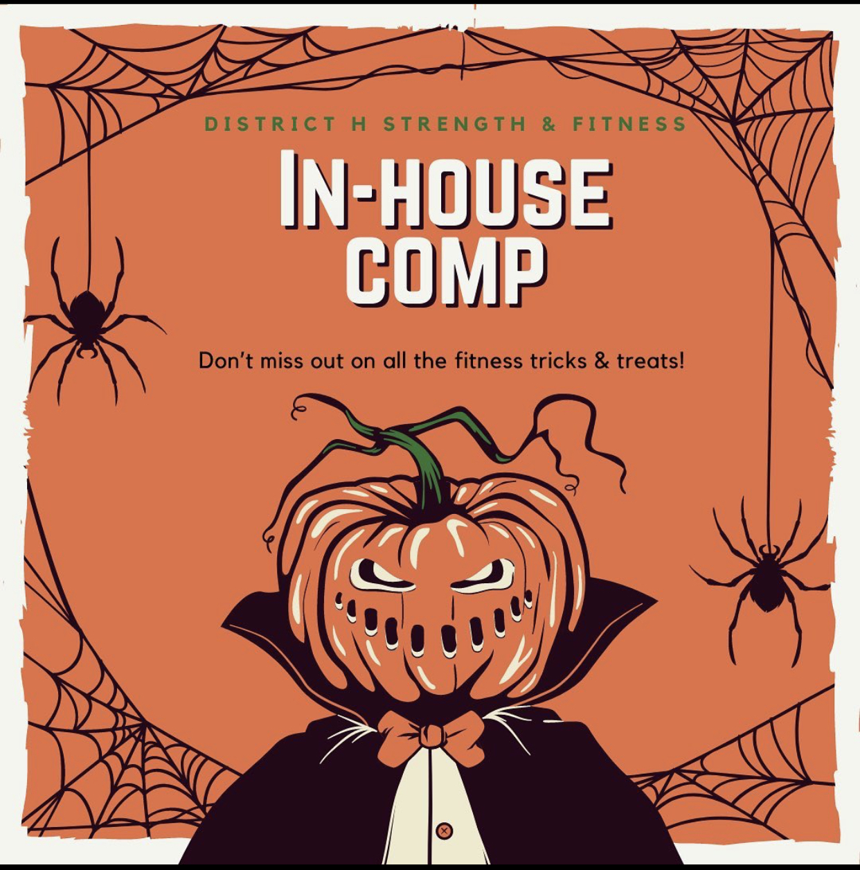 Halloween In-House Competition – Update