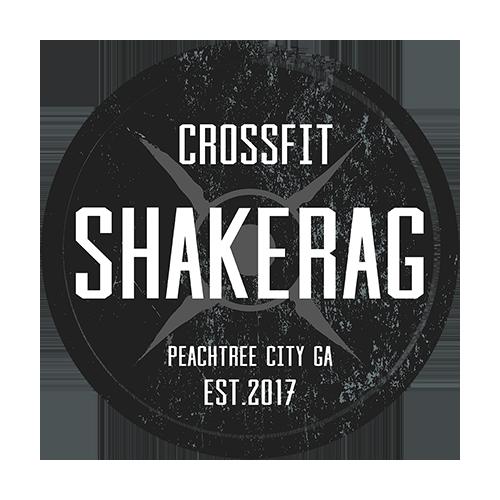 CrossFit Shakerag