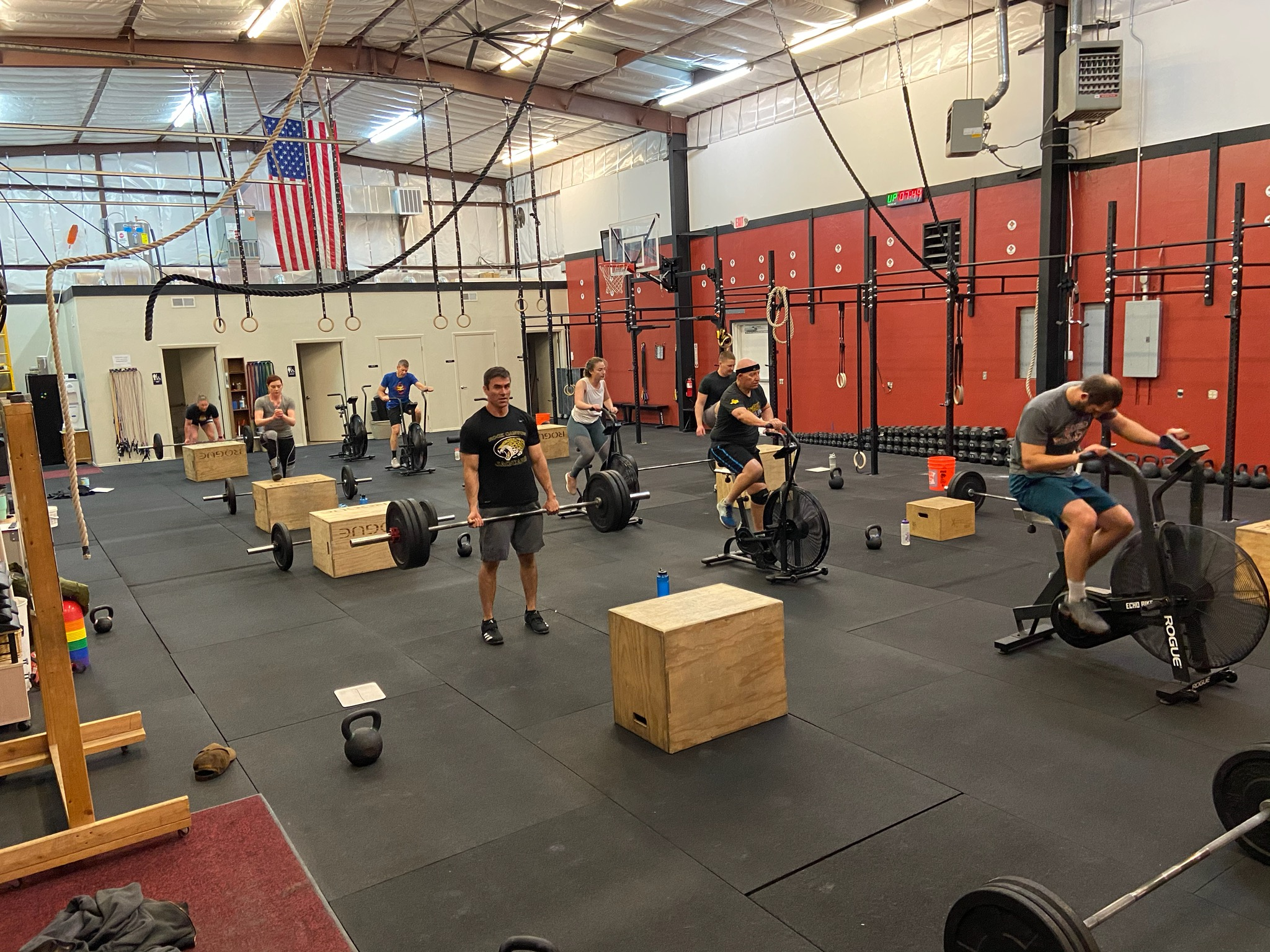 April 27th through May 2nd, 2020 Weekly WOD Overview