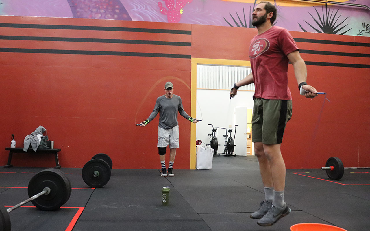 Weekly WOD Overview for December 28th through January 2nd, 2021