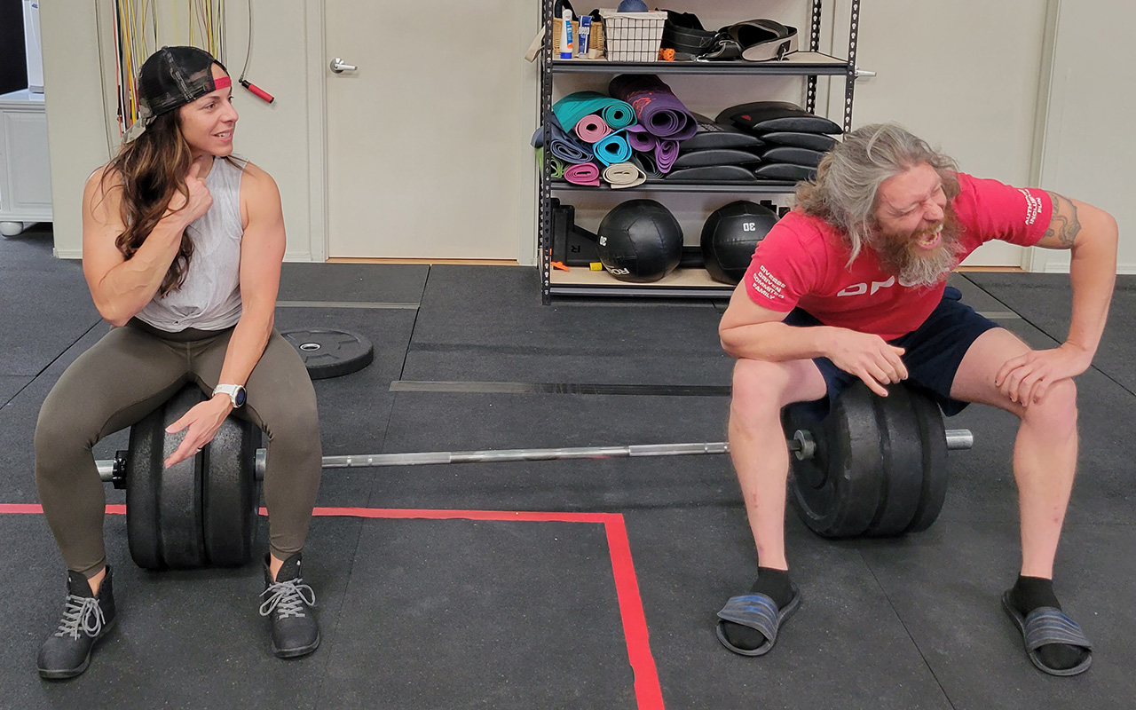 Weekly WOD Overview for April 12th through April 17th, 2021
