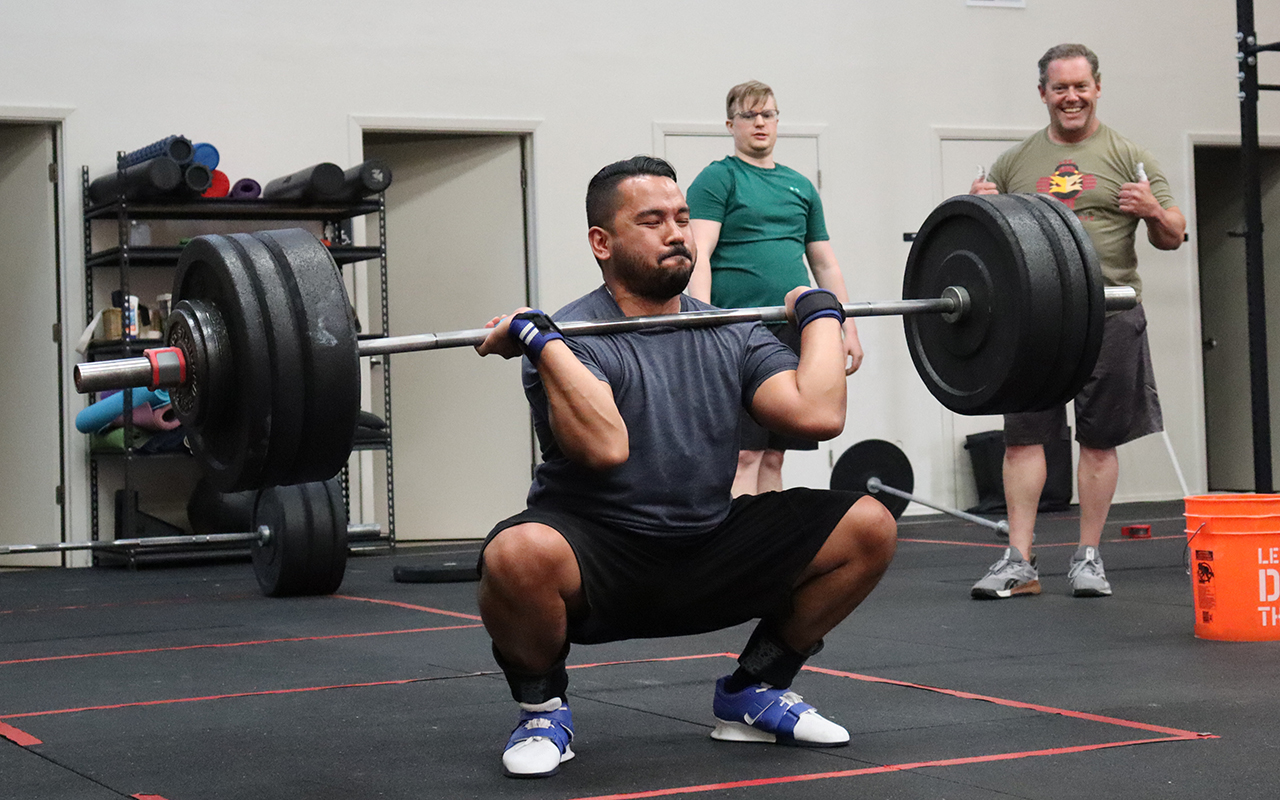 Weekly WOD Overview for April 19th through April 24th, 2021