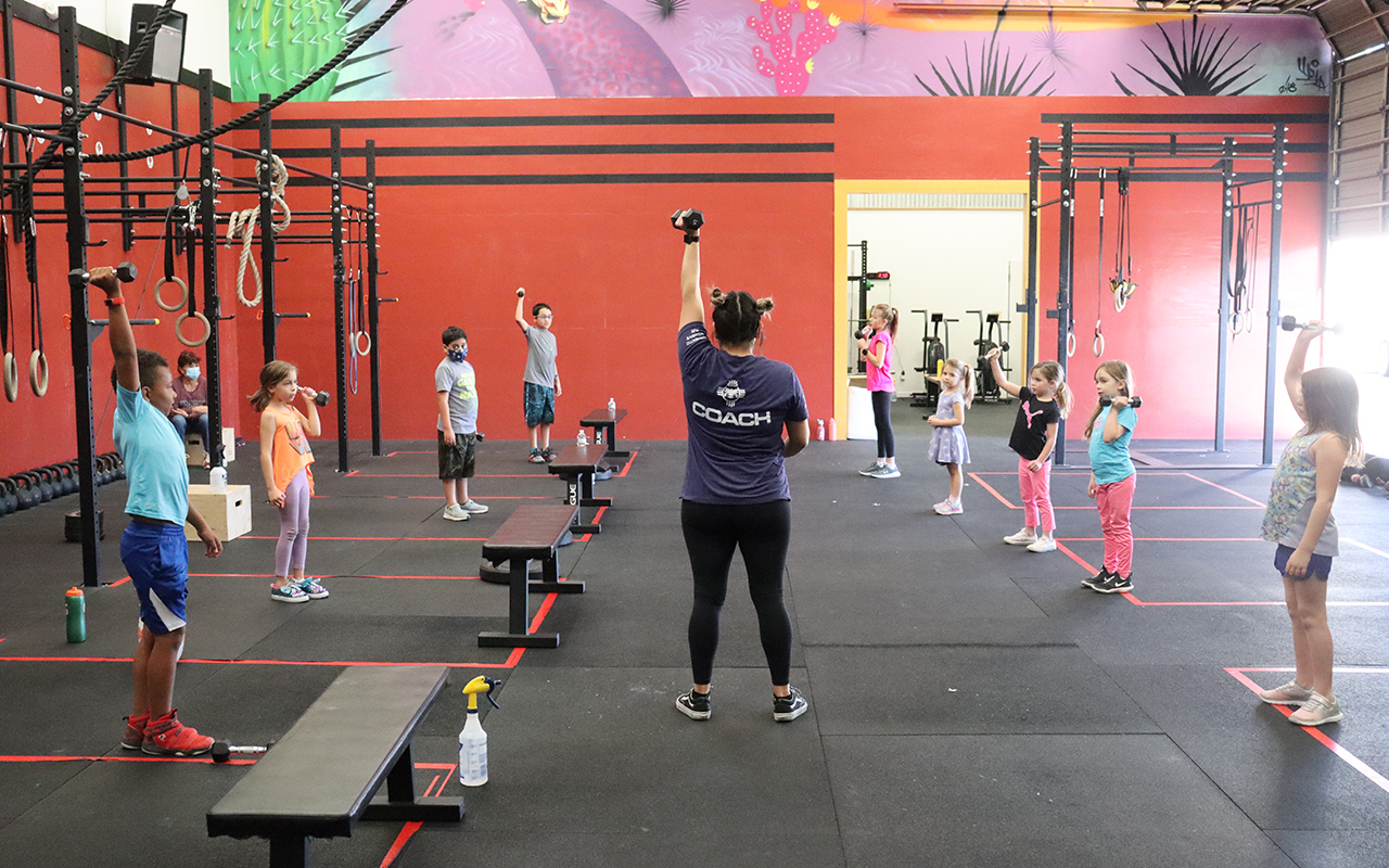 Weekly WOD Overview for July 19th through July 24th, 2021