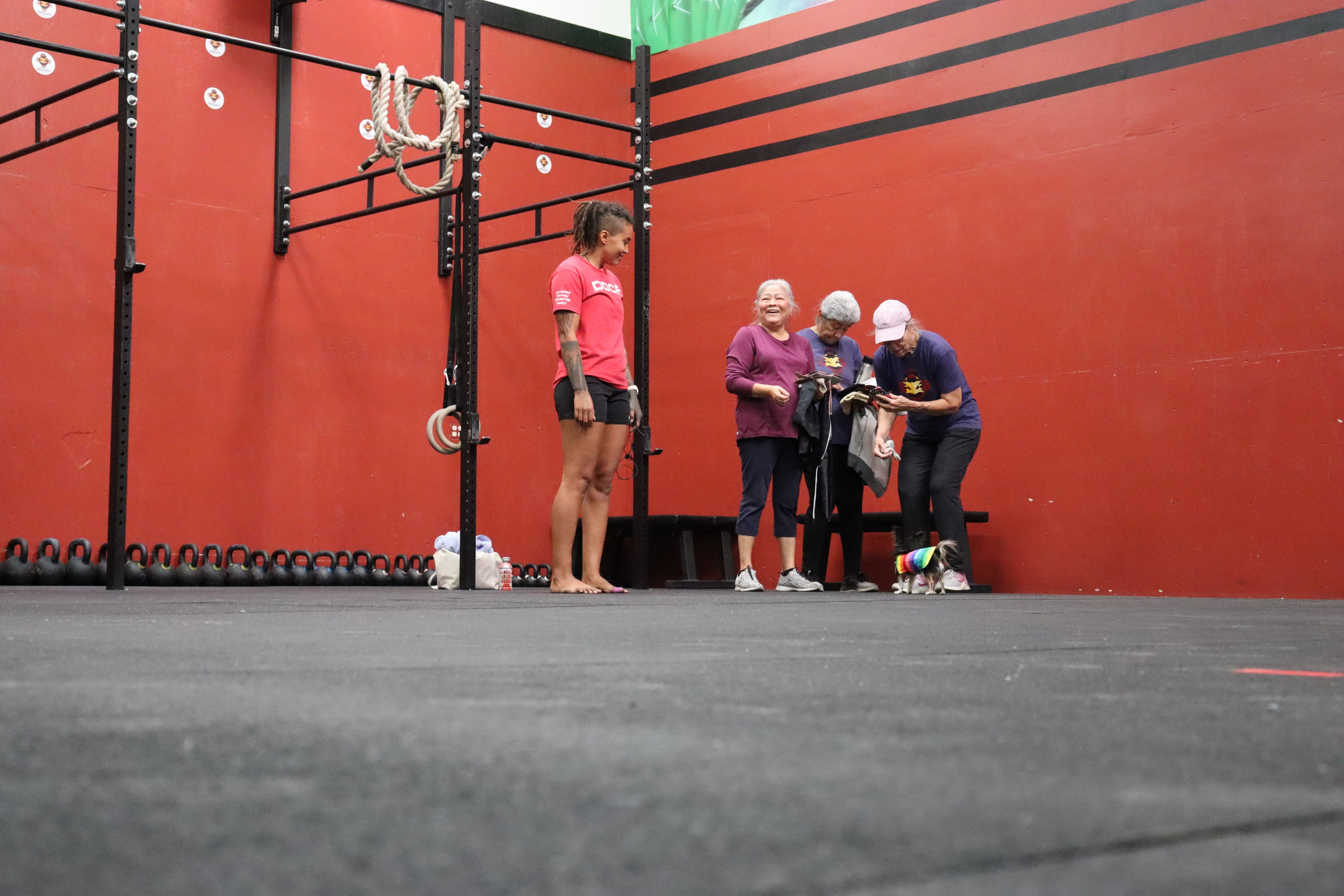 WEEKLY WOD OVERVIEW FOR OCTOBER 18TH TO 24TH, 2021