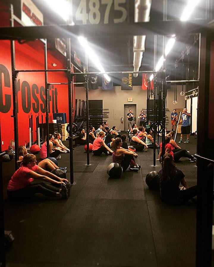 Intro To CrossFit 913…