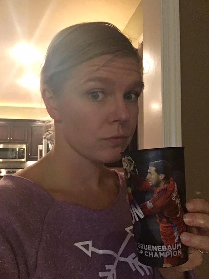 October Female Athlete Spotlight – Jenni Purvis