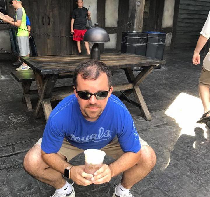 February Male Athlete Spotlight – Doug Duncan