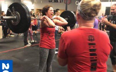 April Female Athlete Spotlight – Jessica Gardner