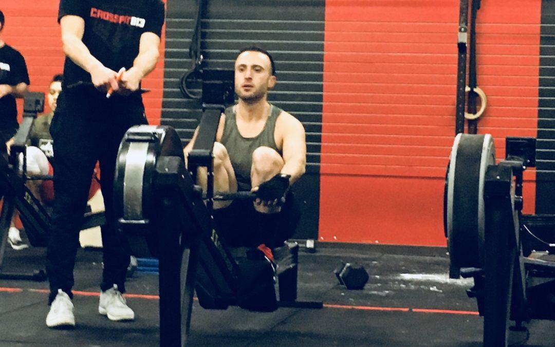 August Male Athlete Spotlight – Danny Zaslavsky