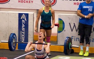July Female Athlete Spotlight – Becky Dowden