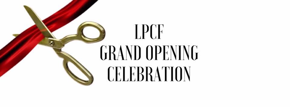 Grand Opening Festivities!