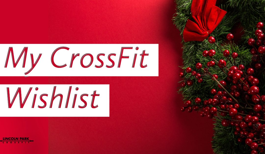 My CrossFit Wishlist