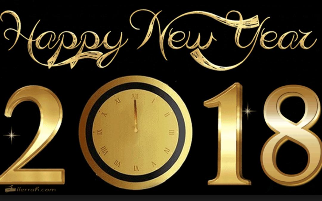 Monday – Happy New Year!