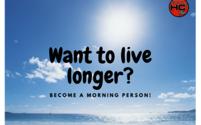 Want to live longer? Become a morning person!