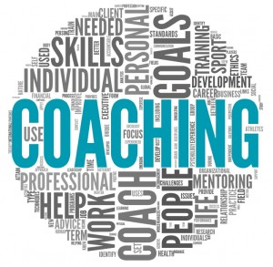 Stop thinking you can do it on your own: Work with a professional coach!