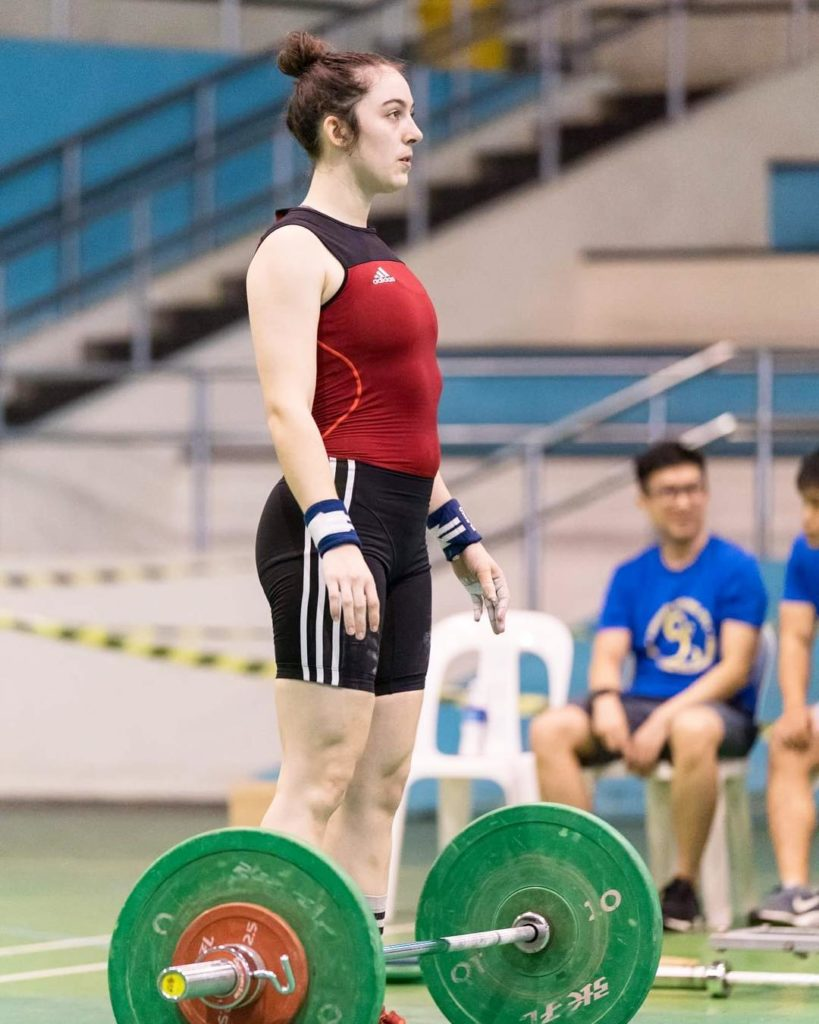 weightlifting, singapore, snatch, colin ong swf