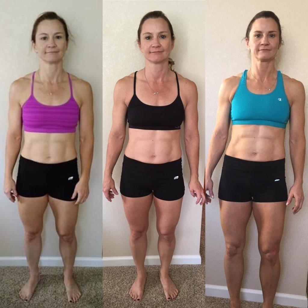 Nutrition Client Profile: Michelle Milligan