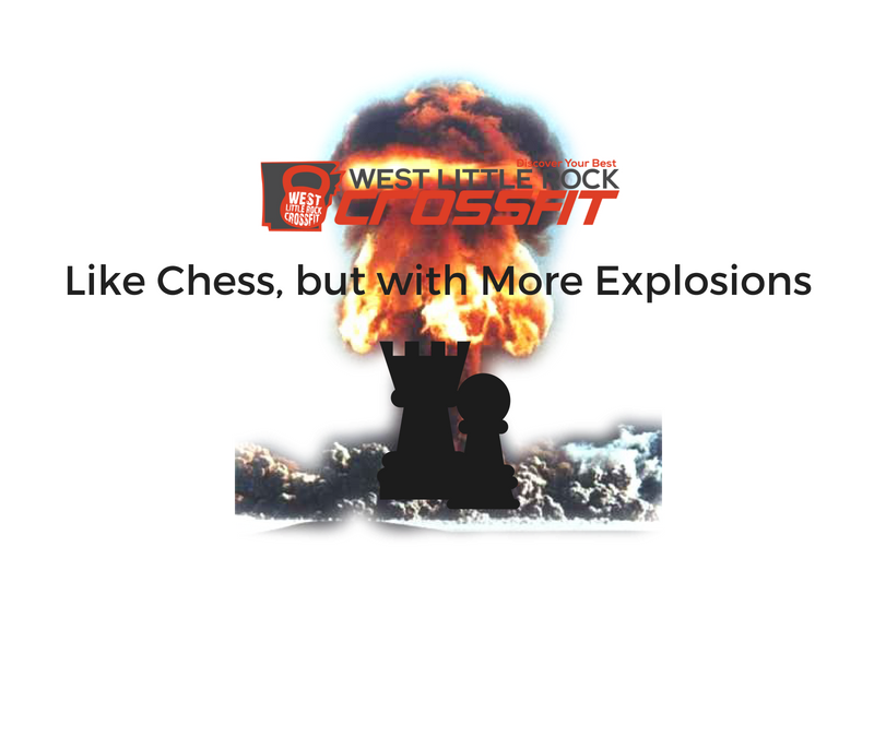 Like Chess, but with More Explosions