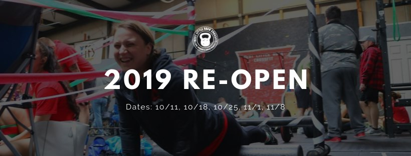 WLRCF 2019 Re-Open