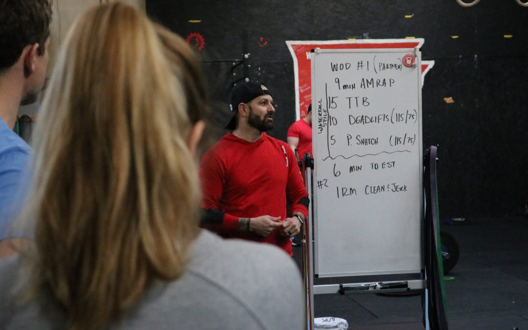 What I Learned by Taking a Year off of Coaching Crossfit