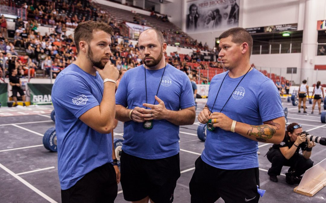 What I Learned From Running the Largest CrossFit Competitions.