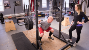 Woodshed Fitness Personal Training