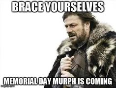 Hours on Monday and #MurphIsComing